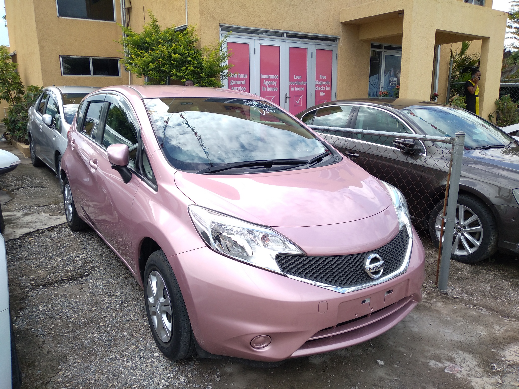 2016 Nissan Note – 8871
