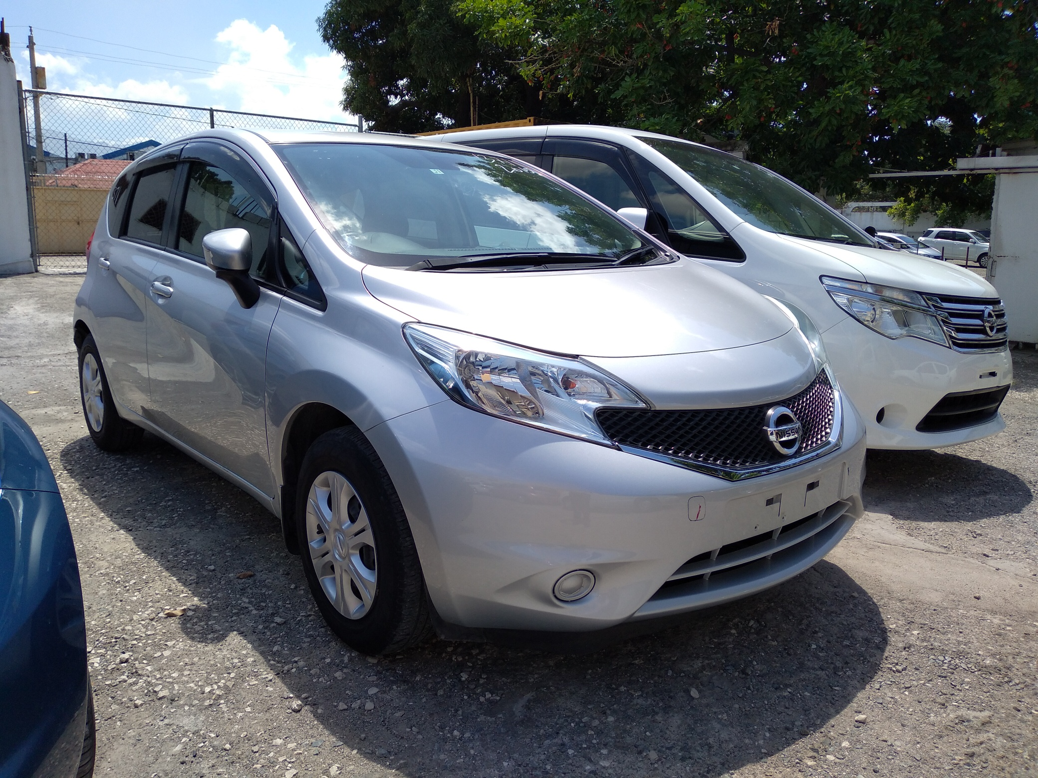 2015 Nissan Note – 1371