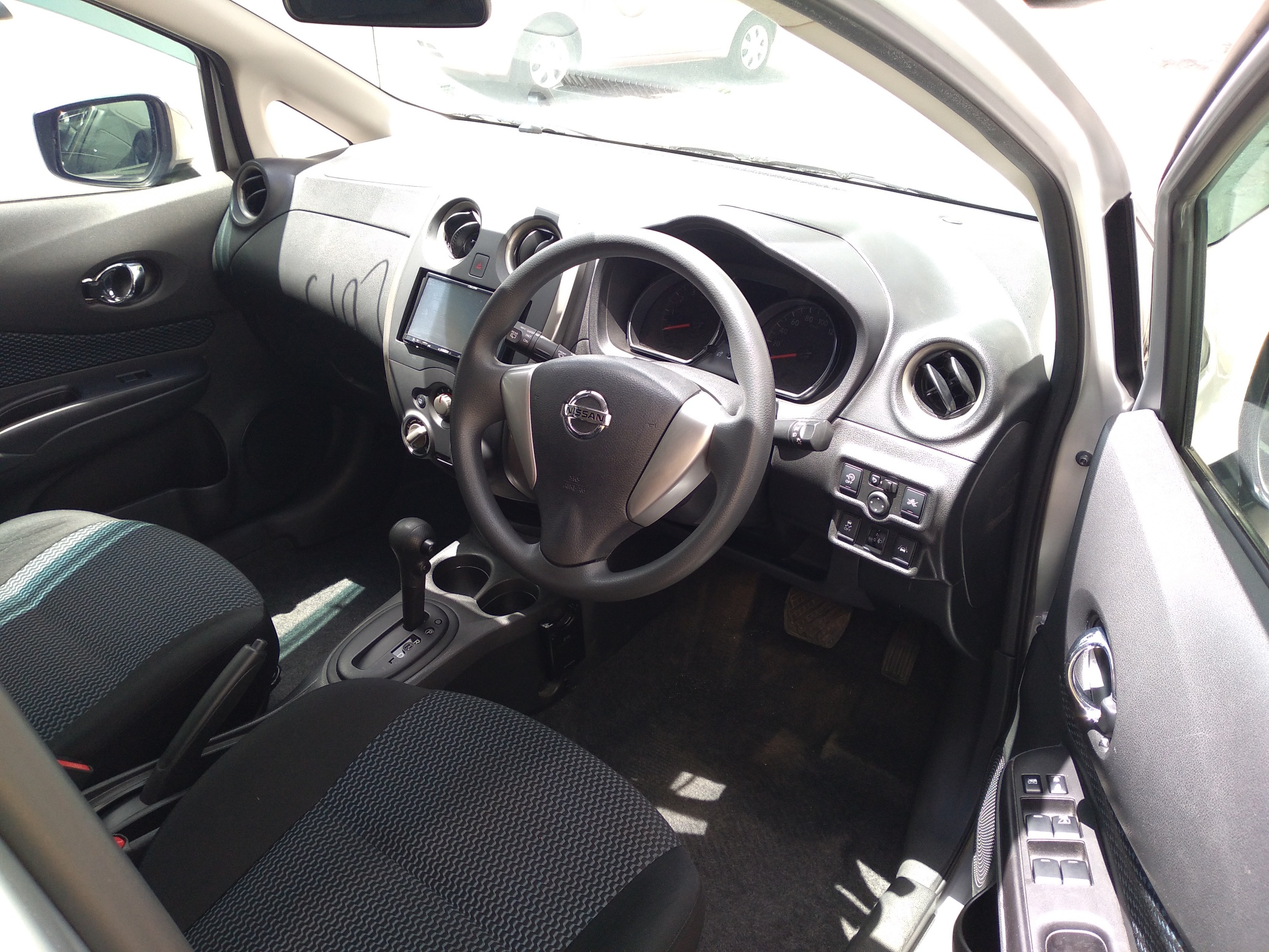 2015 Nissan Note – 6908